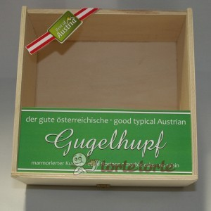 Gugelhupbox-gruen